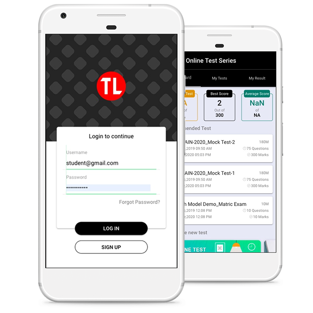 eTest Lab App