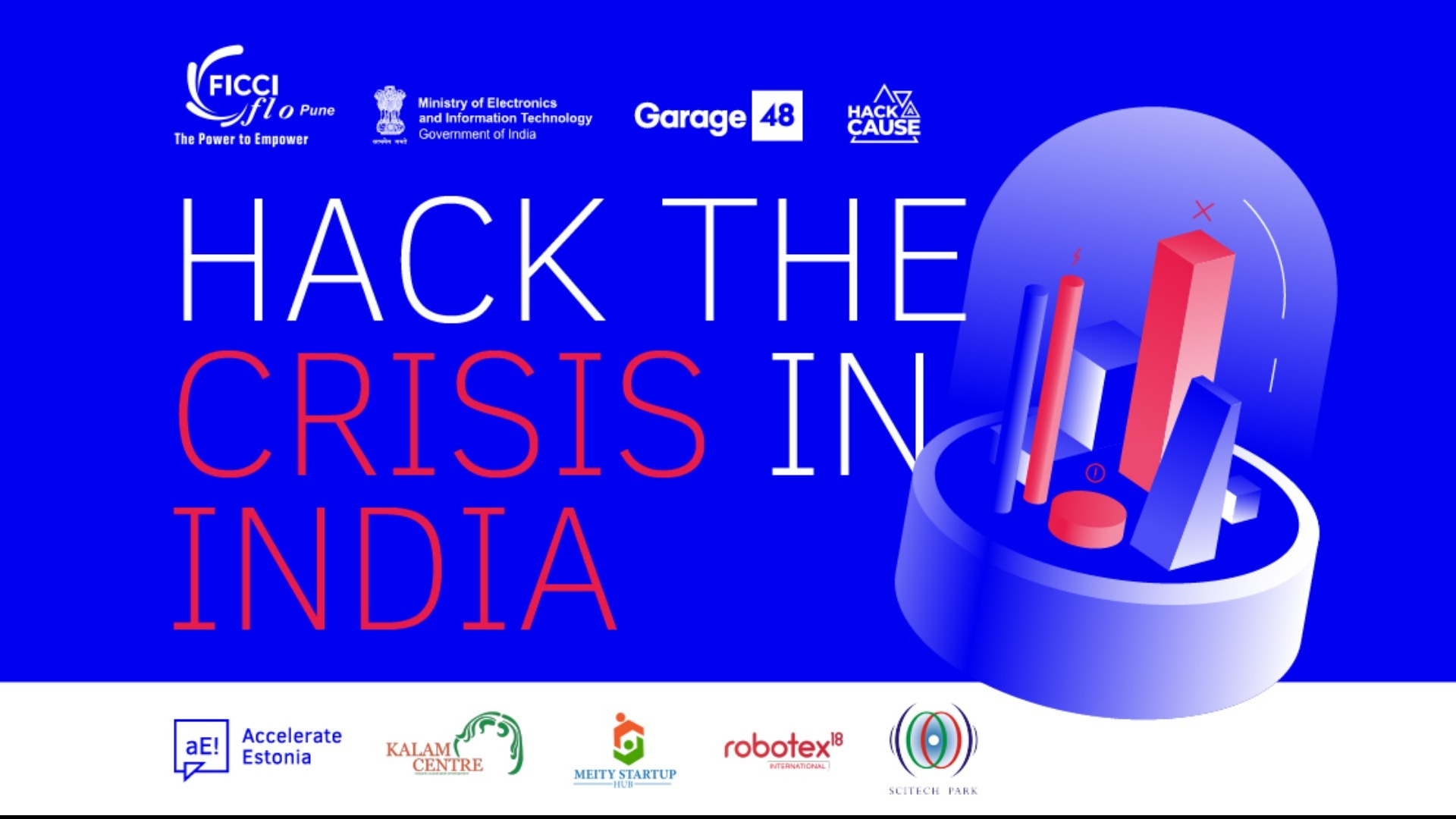 "Hack the Crisis - India, an Online Hackathon ""EMPOWER IAS"""
